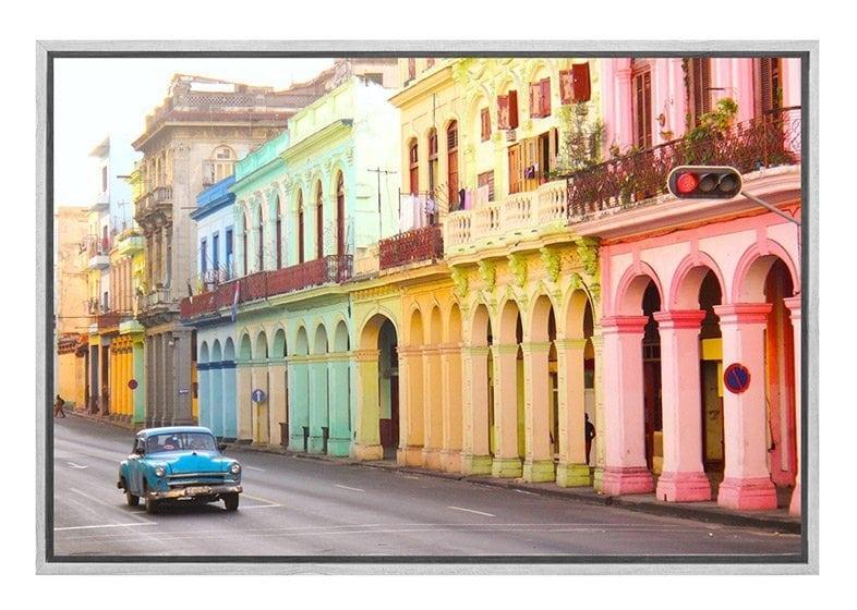 Habana Cuba | Canvas Wall Art Print | Final Touch Decor