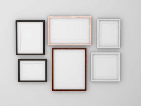 Art print frames